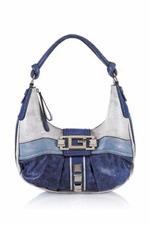 Женские сумки совместно с аксессуарами из денима?