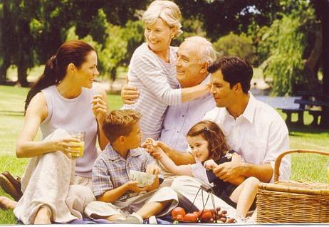 Правильная модель семьи