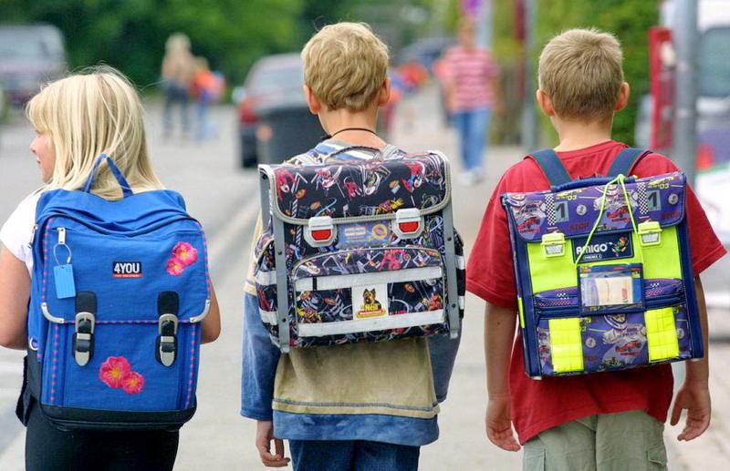 Школьный рюкзак – неотъемлемая часть облика любого ученика