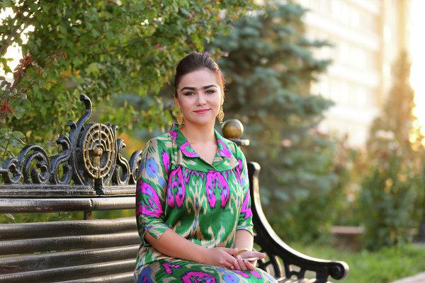 Нигина Амонкулова: Отец ругал за то, что занимаюсь несерьезными вещами