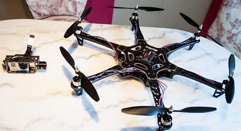 Постройте свой собственный дрон