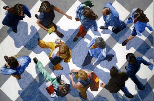 Пешеходов – под землю?