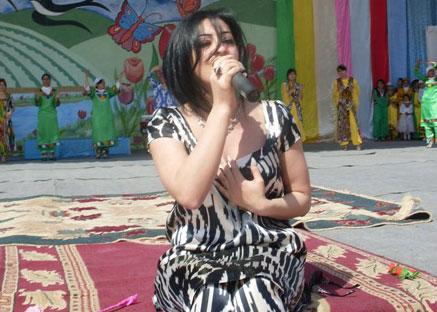 Секси таджикски