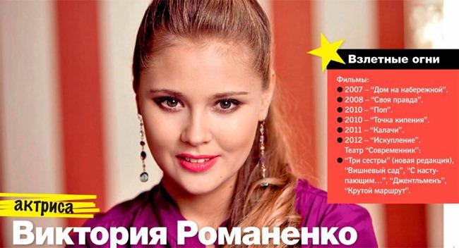 Виктория Романенко